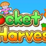 Pocket Harvest タイトル画面