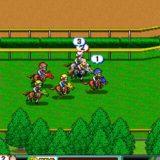 管理人の「G1牧場ステークス」プレイ画面